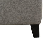 Hudson Upholstered Bed Frame