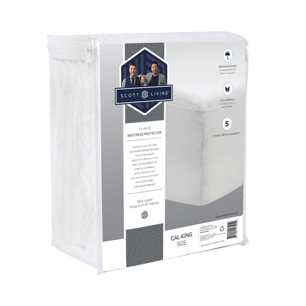 Scott Living Mattress Protector 5-Sided Protection