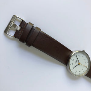 Braun wristwatch