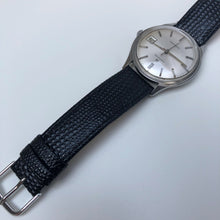 Vintage Hamilton watch with black strap