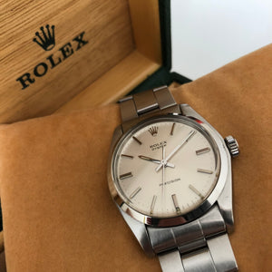 Rolex Oyster Precision watch in box