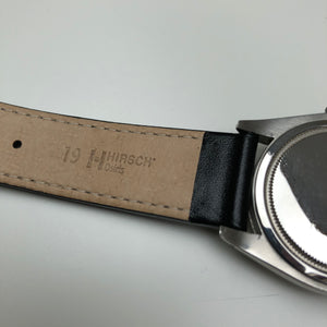 Hirsch leather strap Rolex precision