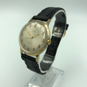 Retro Gold watch