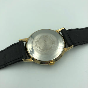 Timex caseback old watch