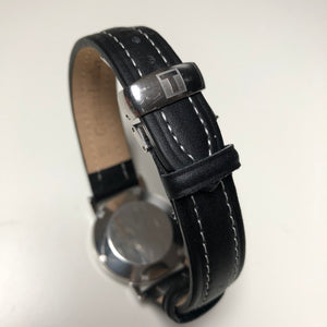 Tissot watch strap deployant clasp