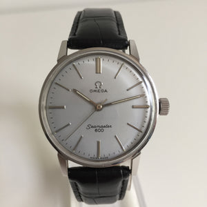 Mint condition Omega Seamaster 600 dial