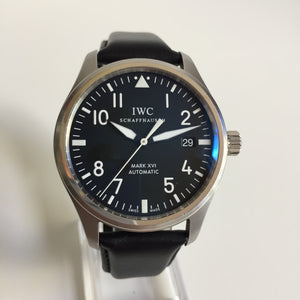 IWC Flieger Pilot Watch Mark XVI 16 Dial