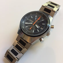 Mint condition Citizen Spider 67-9119 Chronograph with 8110a movement dial bracelet