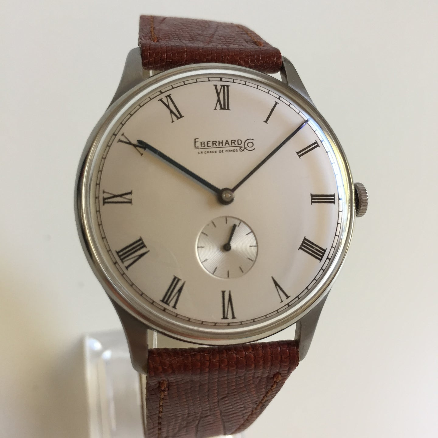 Vintage Eberhard & Co watch
