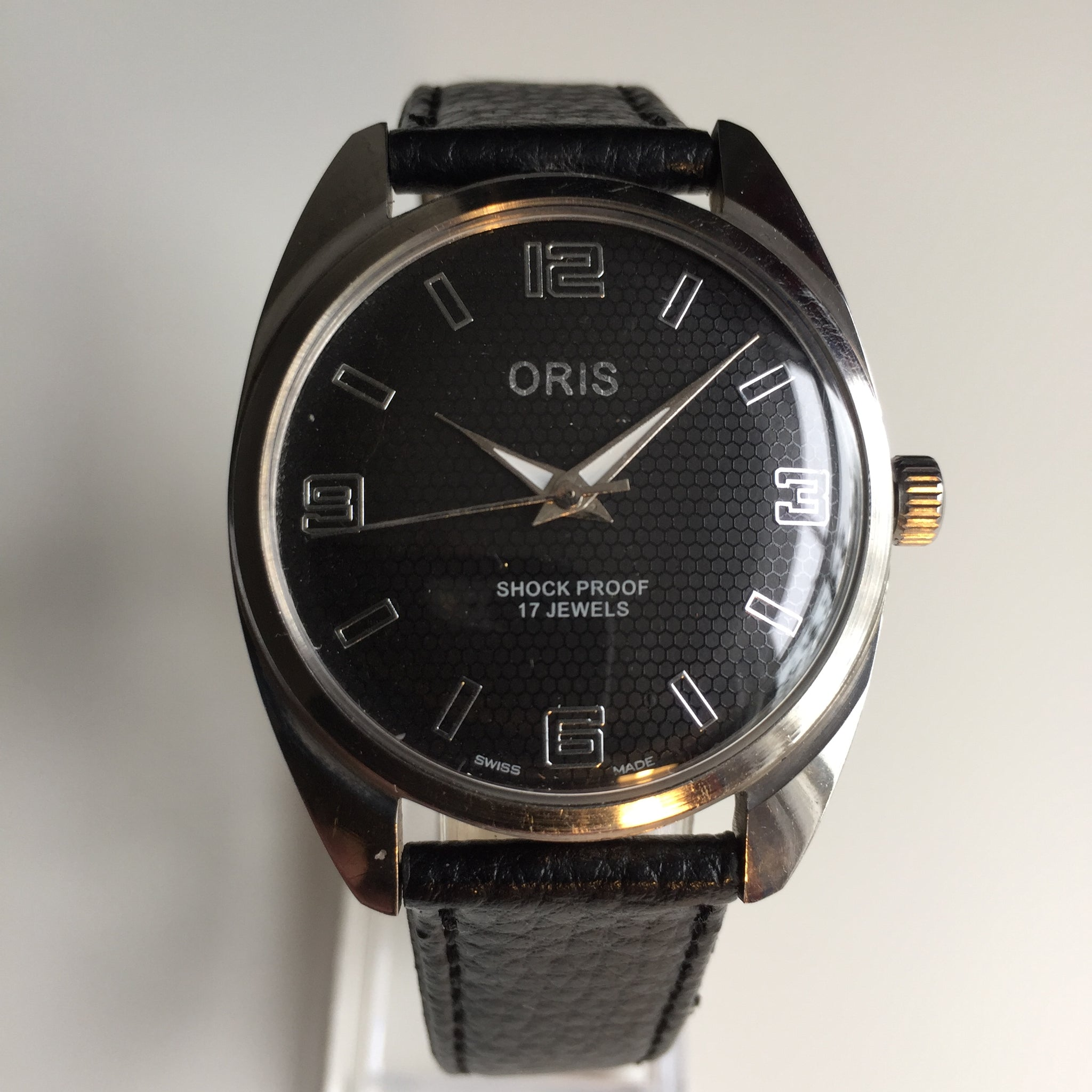 watch date rubber watches pin williams oris day pinterest