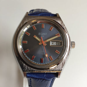 Le Gant Watch blue