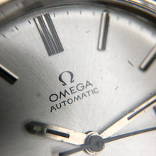 Omega Automatic Dial marking