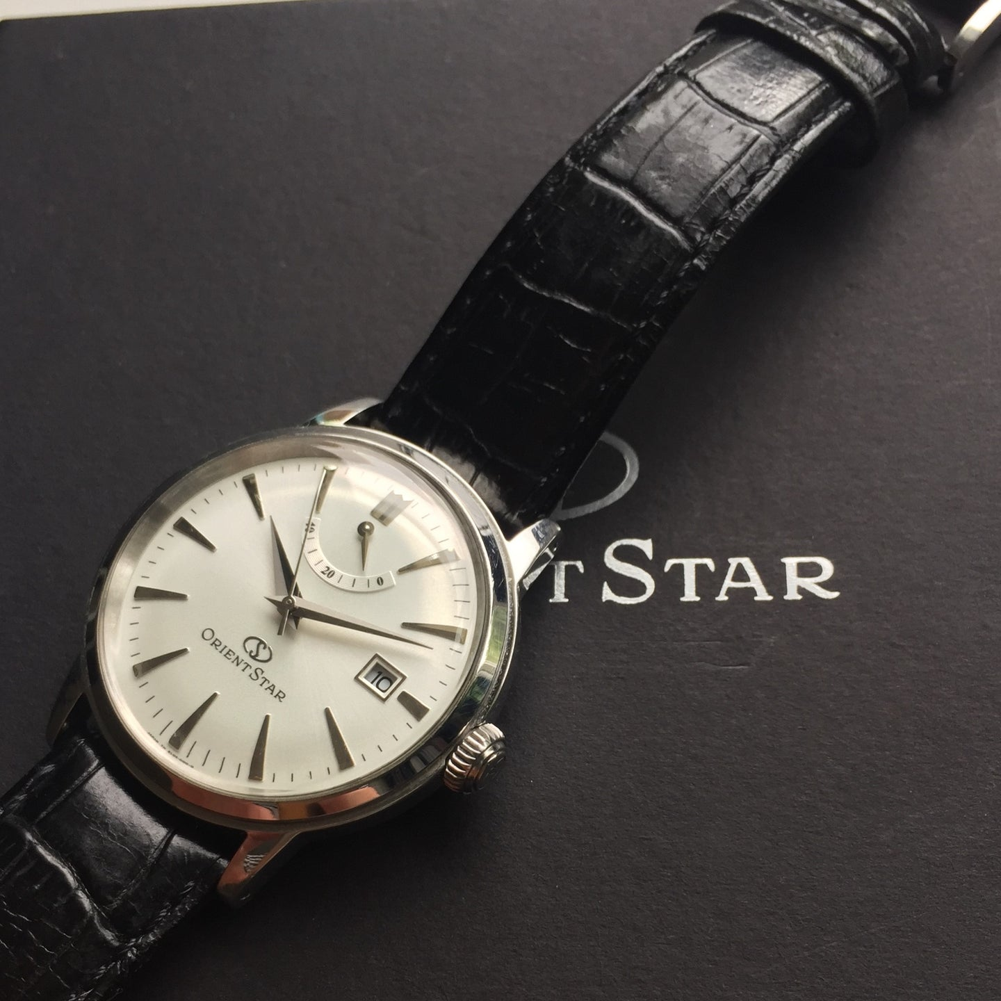 Dress watch OrientStar Classic