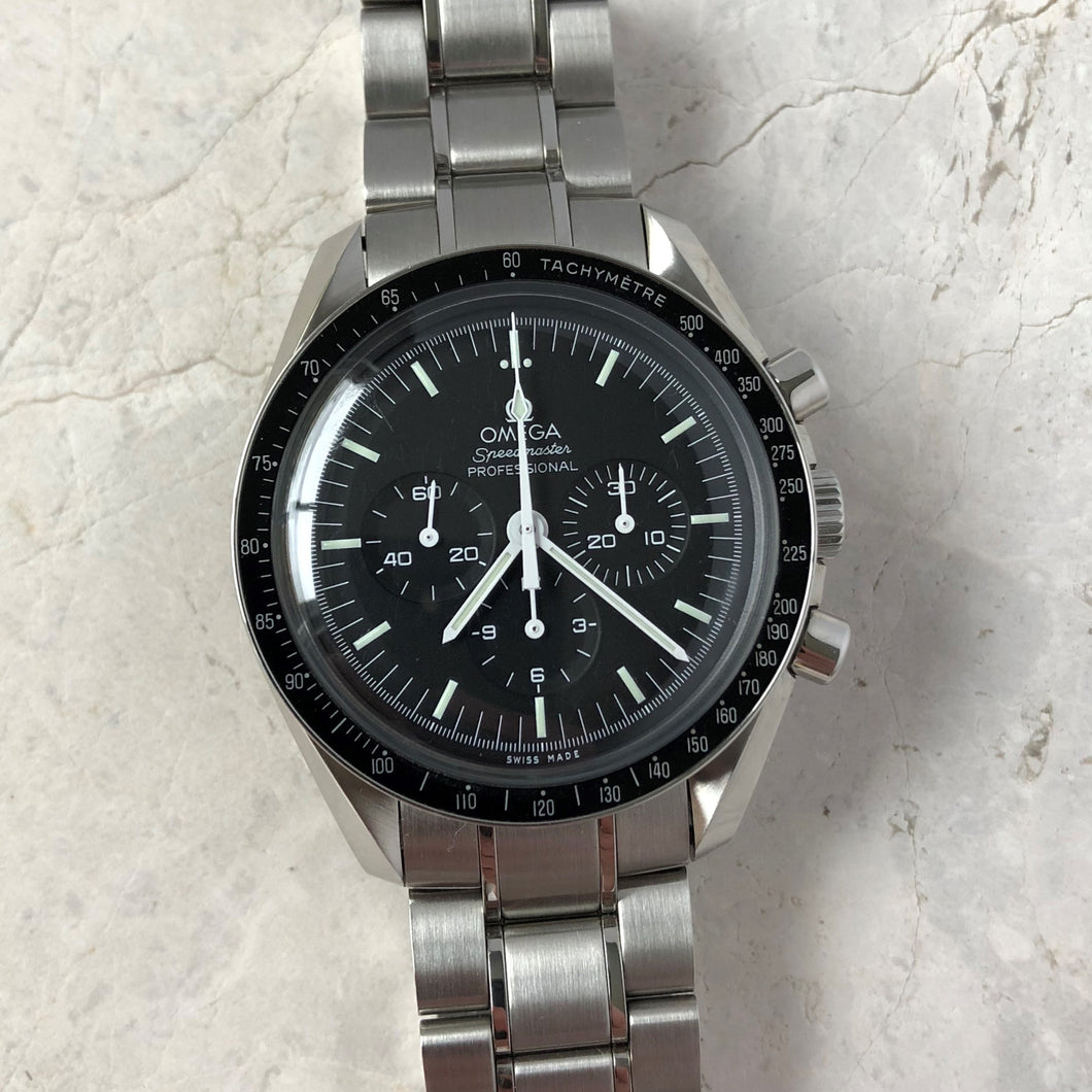 Pre-owned Omega Speedmaster Professional