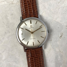Vintage two-tone Omega watch