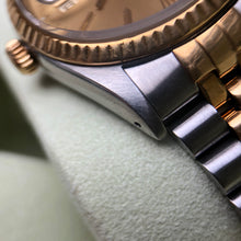 Gold and steel Rolex