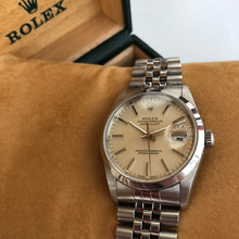 Rolex Oyster Perpetual Datejust 16200 with original box