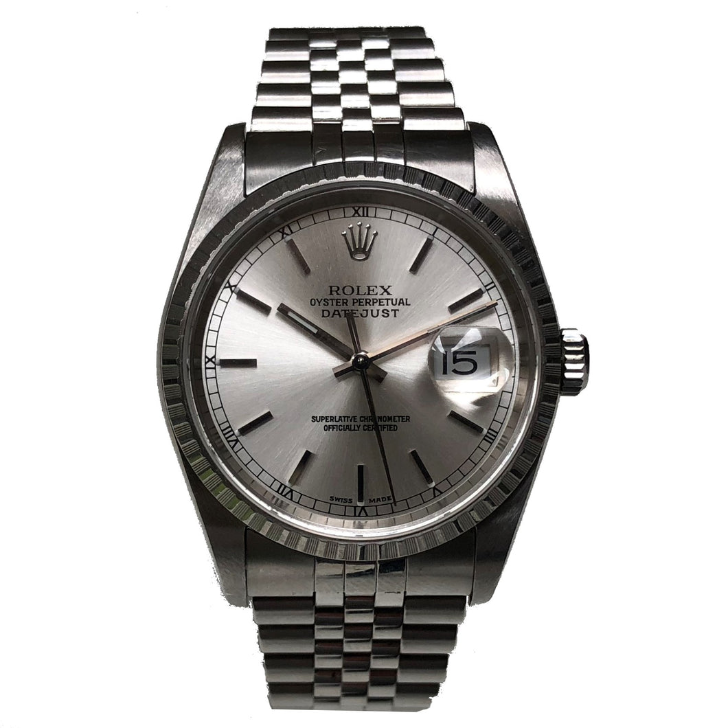 Rolex Oyster Perpetual Datejust 16220 Full Set