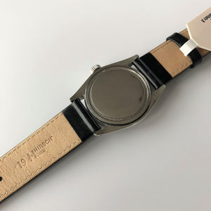 Hirsch strap for Rolex 19mm