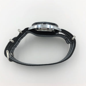 One-piece nylon strap