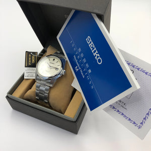 Seiko SARB035 watch in box