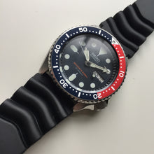 Seiko SKX009j with Extras