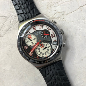 Swatch Irony Racing chronograph