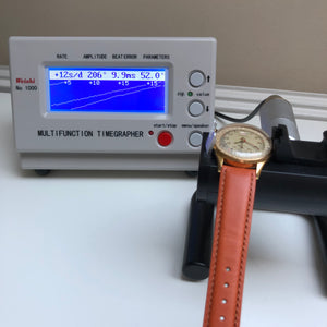 Testing watch for accuracy