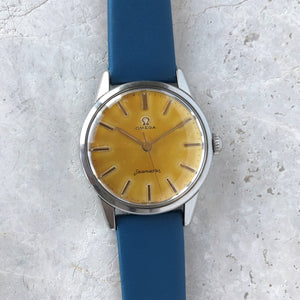 Tropical Dial Omega Seamaster