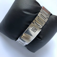 Signed Omega Watch Bracelet