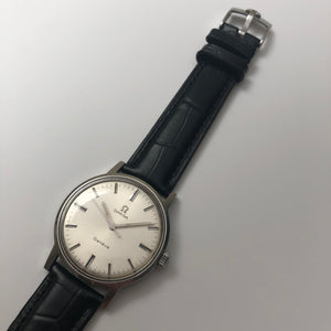 Clean analogue watch