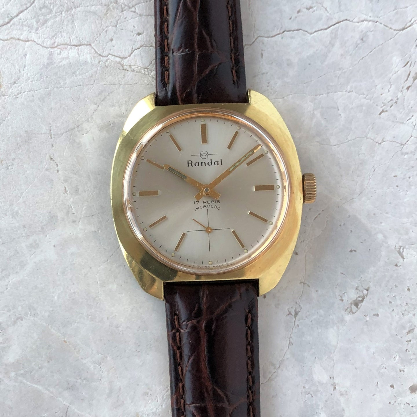 Randal vintage watch