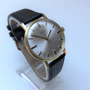 Vintage gold watch