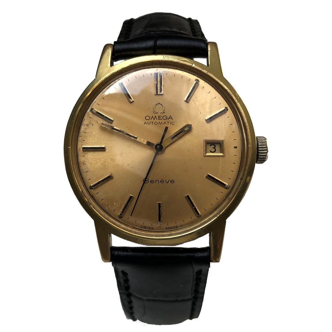 Classic mens gold watch for sale