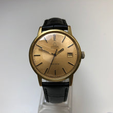 vintage gold omega watch