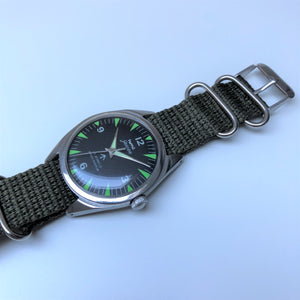 Wristwatch made in India
