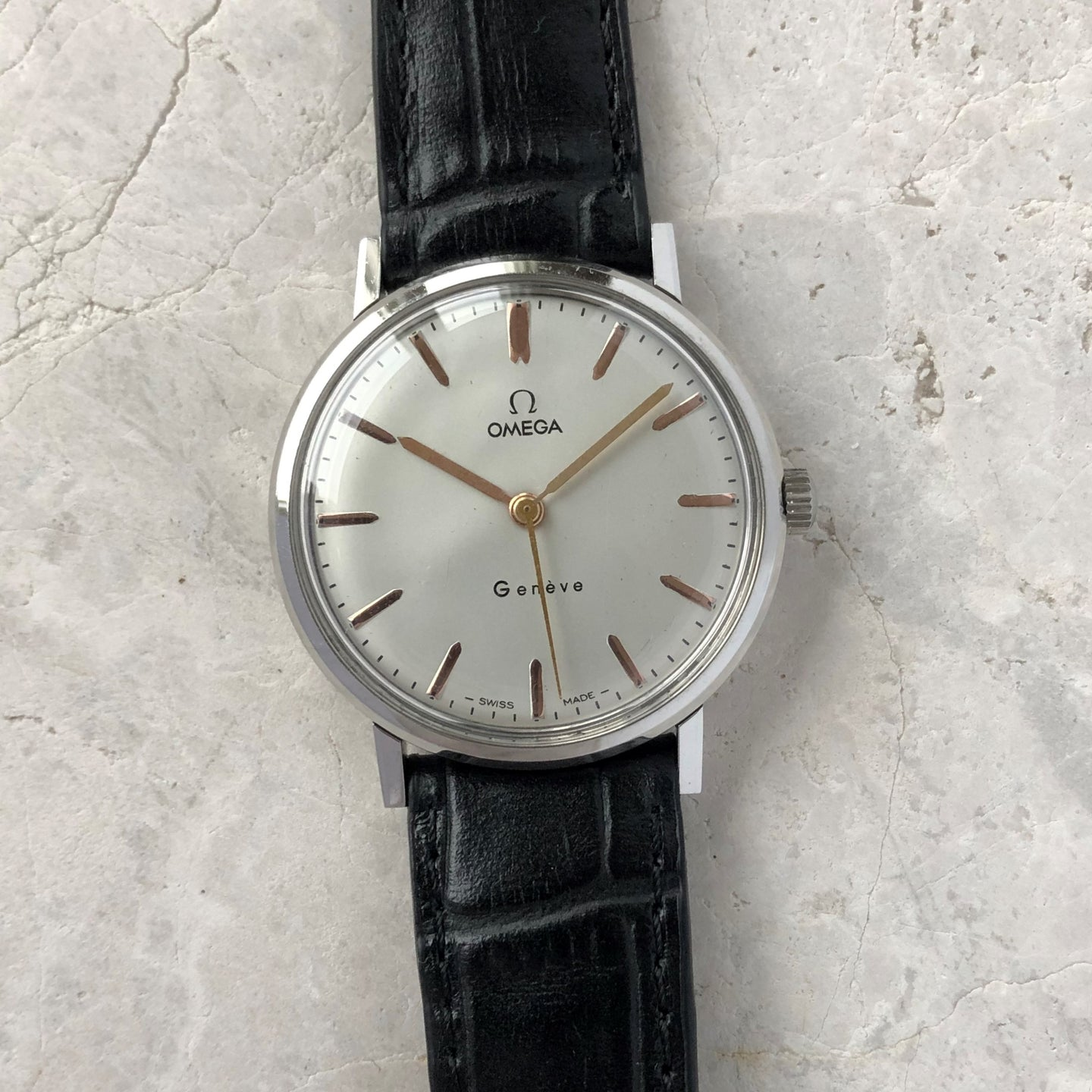 Vintage Omega Geneve watch