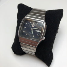 TV shaped dial vintage watch seiko