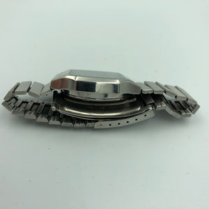Seiko watch side view