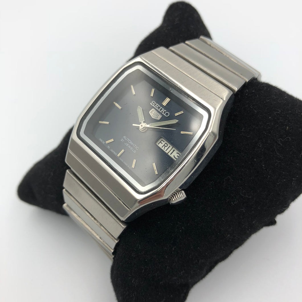 Vintage Seiko 5 watch