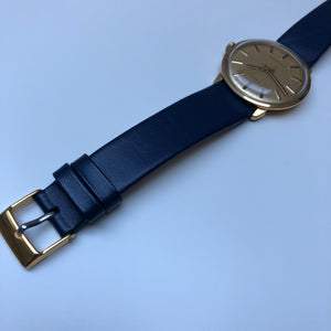watch strap with buckle