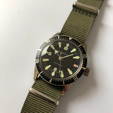 vintage diving watch bradley