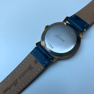 Back side of Accurist watch