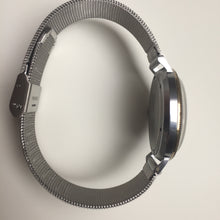 silver bracelet for watch