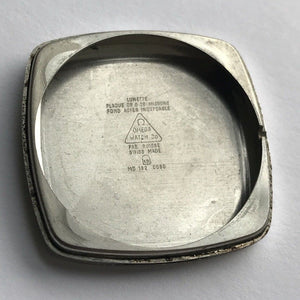 inside inscription case back Omega