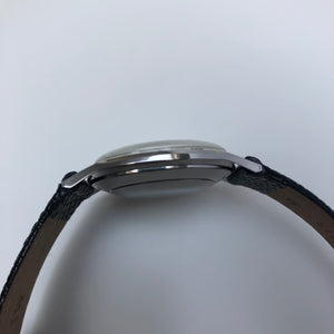 side view of vintage watch