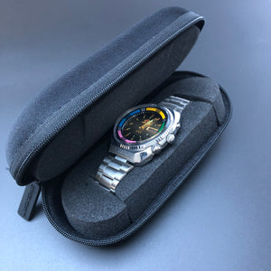 Orient Sea King watch in travel case