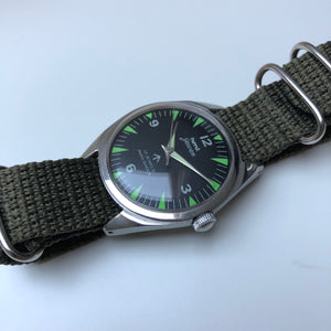 HMT Jawan military style watch