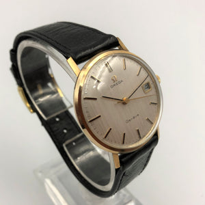 Gents vintage gold watch