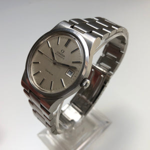 vintage omega gene automatic watch